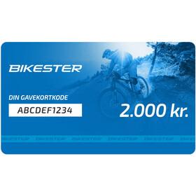 Bikester Gift Voucher, 2000 kr